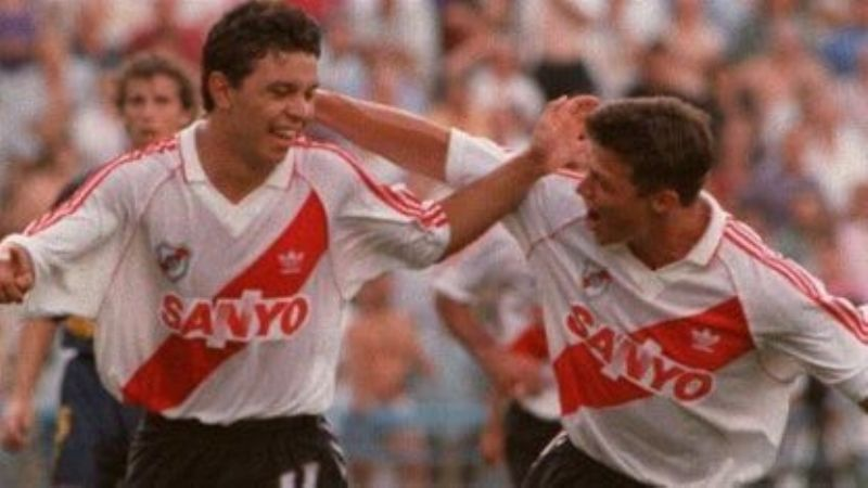 A 28 años del debut de Marcelo Gallardo en River